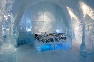 Hôtel de glace Jukkasjärvi