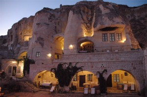 Hotel Cappadocia Cave Suite