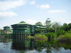 Hôtel Ariau Amazon Towers
